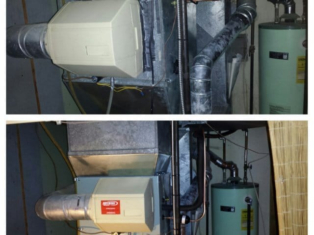 Whole Home Humidifier Services