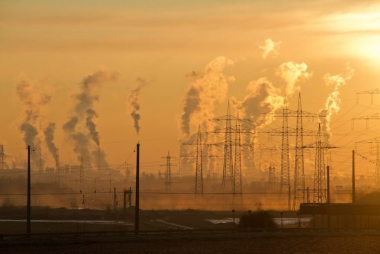Air Pollution Climate Change Geothermal Heating and Cooling