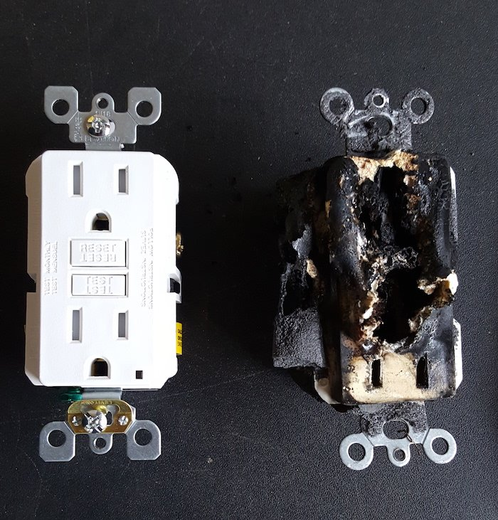 Black Outlet Burnt - Hoffmann Brothers St Louis