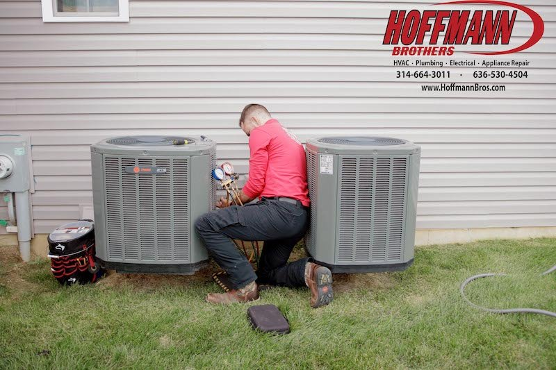 Air Conditioning Services St Louis - Hoffmann Brothers