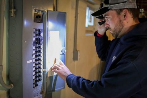 Electrical Panel Services - Hoffmann Brothers