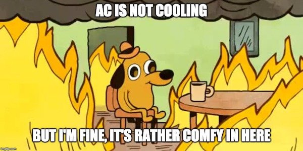 AC Not Cooling - Hoffmann Brothers St Louis