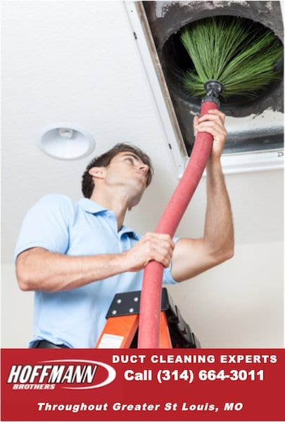 Air Duct Cleaning Company St Louis - Hoffmann Brothers