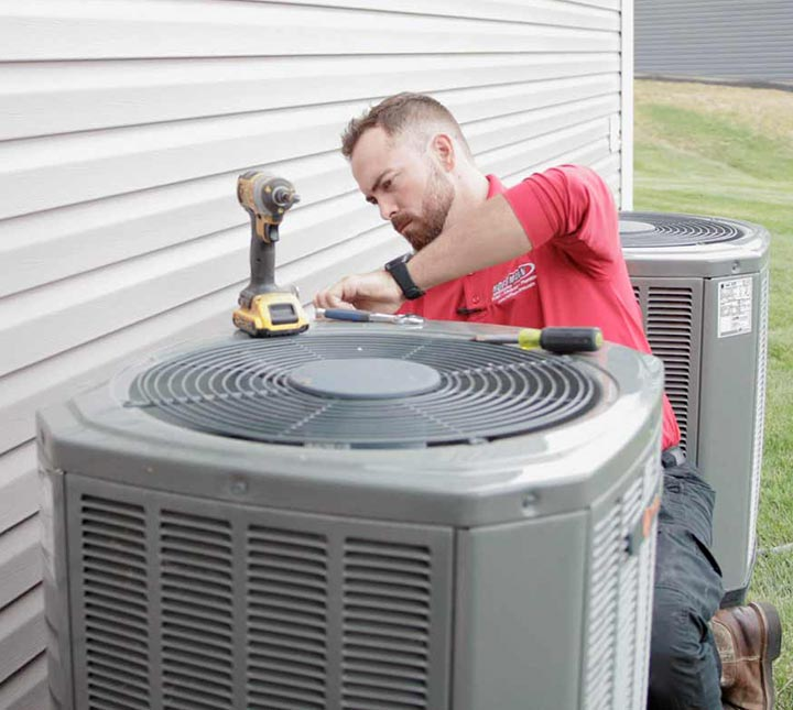 Air Conditioner Services East Nashville, TN