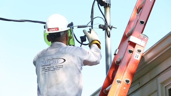 Commercial Electrical Services St Louis - Hoffmann Brothers