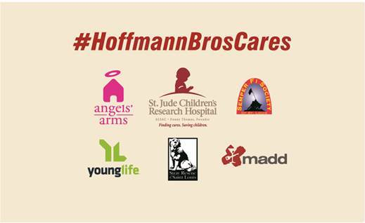 Hoffmann Brothers - Charities