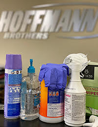 Cleaning Safety - Hoffmann Brothers