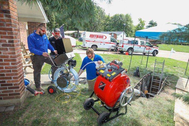 Trenchless Sewer Repair St Louis - Hoffmann Brothers