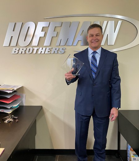 Best Places to Work 2020 - Hoffmann Brothers
