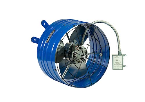 What Is an Attic Fan? Hoffmann Brothers