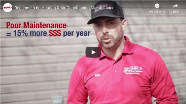 Nashville HVAC Maintenance Video