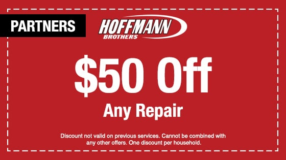 Repair Services - Hoffmann Brothers Specials