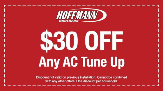 Air Conditioner Maintenance Services - Hoffmann Brothers