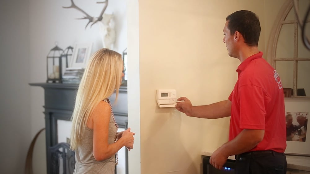 Thermostat Replacement Nashville - Hoffmann Brothers